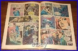Swamp Thing #1 1 1st DC Comic Book 1972 1st Origin Wrightson Grade 7.5 Near Ex