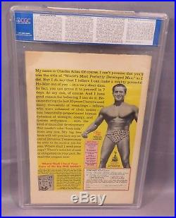 TALES OF SUSPENSE #1 (Don Heck cover, RARE BOOK) CGC 4.5 VG+ Marvel Comics 1959