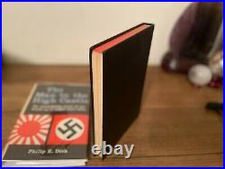THE MAN IN THE HIGH CASTLE, Philip K Dick (1962), 1st Book Club Edition