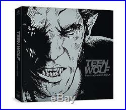 Teen Wolf Staffel 1-6, Komplette Serie, LTD Book-Edition, 35 DVD WIE NEU