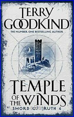 Terry Goodkind Sword of Truth Series 12 Books Collection Set Wizard's First Rule