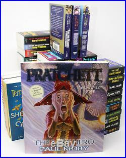 Terry Pratchett Hit Fantasy Series DISCWORLD Mixed PAPERBACK Set of Books 1-41