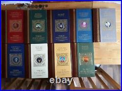 Terry Pratchett Unseen Library Collection 9 Books