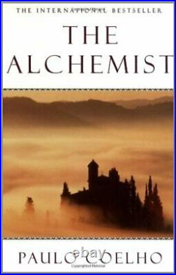 The Alchemist by Coelho, Paulo Paperback Book The Cheap Fast Free Post