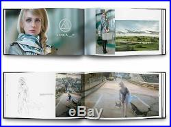 The Art And & Design of Final Fantasy XV Hardcover Book 220 Pages HC Square Enix