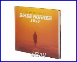 The Art And Soul Of Blade Runner 2049 Visual Art Book Deluxe Edition