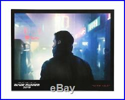 The Art And Soul Of Blade Runner 2049 Visual Art Book Deluxe Edition Lithograph