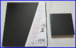 The Art Of Tim Burton & The Napkin Art Of Tim Burton Hardback Art Book Hard Back