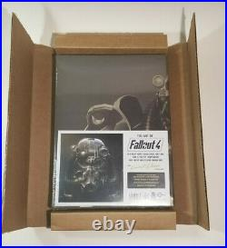 The Art of Fallout 4 Limited Edition Book (5,000 copies) New Factory Sealed