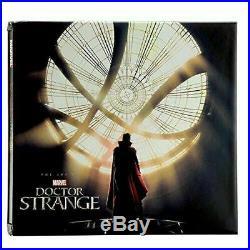 The Art of Marvel's Doctor Strange Slipcase Hardcover Book New and Sealed