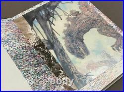 The Art of Shin Godzilla Art Works Book TOHO Free Ship