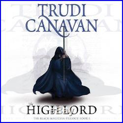 The Black Magician Trilogy Trudi Canavan 3 Books Collection Set, The Novice, New