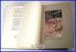The Book of Fairy Poetry JRR Tolkien 1920 Owen Goblin Feet Hobbit Lord of Rings