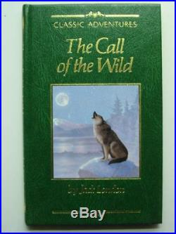 The Call of the Wild (Classic adventures) by London, Jack Paperback Book The