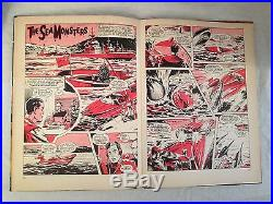 The DALEK Outer Space Book The Third Dalek Annual 1966 Dr Who Scarce
