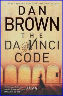The Da Vinci Code by Brown, Dan Hardback Book The Cheap Fast Free Post