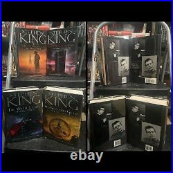 The Dark Tower By Stephen King Complete 8 Book Hardcover Series