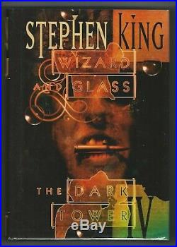 The Dark Tower, Vol. 4 Wizard and Glass Stephen King Hardcover First Edition