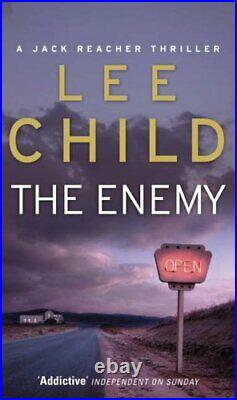 The Enemy (Jack Reacher 8) by Child, Lee Book The Cheap Fast Free Post