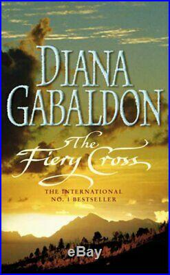 The Fiery Cross (Outlander 5) by Gabaldon, Diana Paperback Book The Cheap Fast