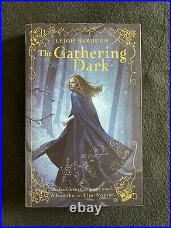 The Gathering Dark by Leigh Bardugo Out of Print Grisha Trilogy Shadow and Bone