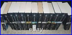 The History of Middle Earth Complete 12 Volume Set & Index LotR books Tolkien
