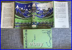The Hobbit Rare first edition book by J. R. R. Tolkien (1965) 15th impression