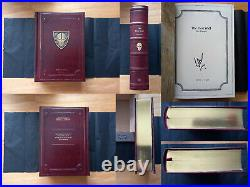 The Horus Heresy SIEGE OF TERRA LIMITED EDITION Books 1-5 +Novellas NEW + UNREAD