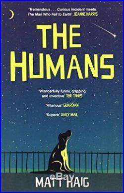 The Humans by Haig, Matt Book The Cheap Fast Free Post