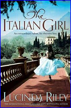 The Italian Girl by Lucinda Riley Book The Cheap Fast Free Post