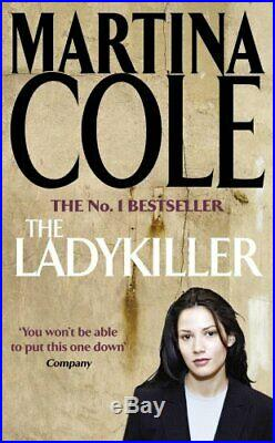 The Ladykiller by Cole, Martina Book The Cheap Fast Free Post