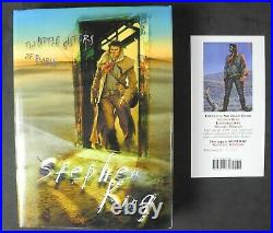 The Little Sisters of Eluria by Stephen King Signed by Michael Whelan 1st Ed
