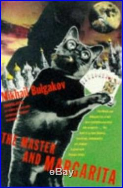 The Master and Margarita by Mikhail Bulgakov Paperback Book The Cheap Fast Free