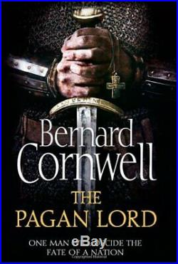 The Pagan Lord (The Last Kingdom Series, Book 7) by Cornwell, Bernard Book The