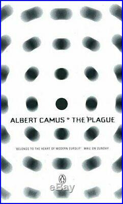 The Plague (Essential Penguin) by Camus, Albert Paperback Book The Cheap Fast