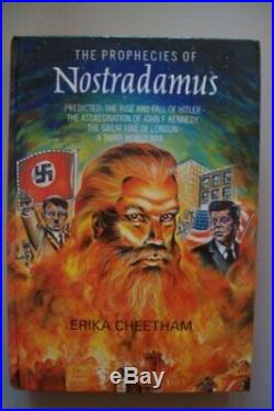 The Prophecies of Nostradamus by Nostradamus Hardback Book The Cheap Fast Free