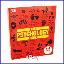 The Psychology Book by N/A Book The Cheap Fast Free Post