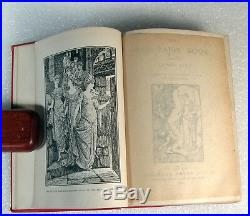The Red Fairy Book 1st Printing 1890 Longmans Tolkien Hobbit Lord Rings A. Lang