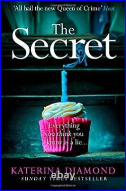 The Secret (Ds Imogen Grey 2) by Diamond, Katerina Book The Cheap Fast Free Post