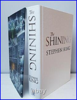 The Shining by Stephen King Cemetery Dance Gift Edition Book with Slipcase 2016