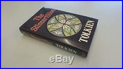 The Silmarillion by Tolkien, J. R. R. Hardback Book The Cheap Fast Free Post