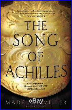 The Song of Achilles by Madeline Miller Book The Cheap Fast Free Post