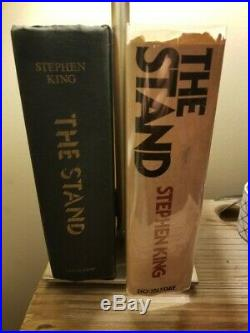 The Stand by Stephen King 1978 TRUE 1st Edition 1st Print Code T39 HB DJ G/VGC