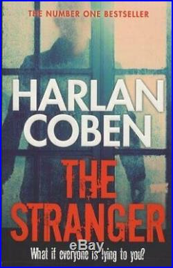 The Stranger Now a major Netflix show by Coben, Harlan Book The Cheap Fast Free