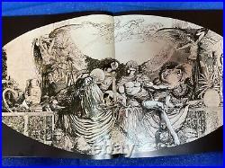 The Studio Jones Kaluta Windsor Smith Wrightson 1st ed Fantasy SciFi Art 1970s