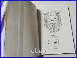 The Tarot of Prague cards BOOK 2016 3rd Edition by Karen Mahony Baba studio OOP