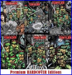 The Teenage Mutant Ninja Turtles ULTIMATE COLLECTION Series Set Books 1-6