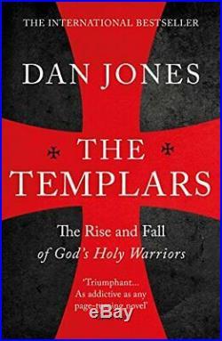 The Templars by Dan Jones Book The Cheap Fast Free Post