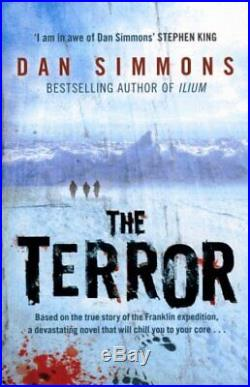 The Terror by Simmons, Dan Paperback Book The Cheap Fast Free Post