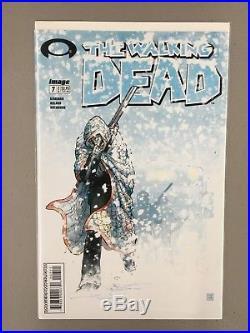 The Walking Dead #7 Image Comic Book (Robert Kirkman) Nm